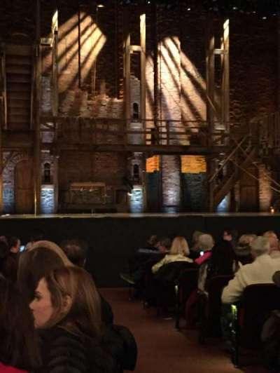 CIBC Theatre, Abschnitt: Orchestra L, Reihe: N, Platz: 2