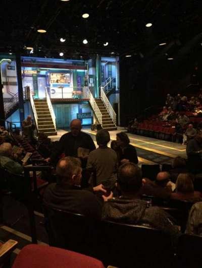 Circle in the Square Theatre, Abschnitt: Orch, Reihe: E, Platz: 121