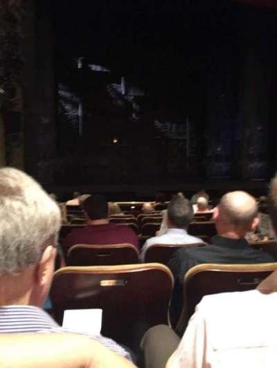 Samuel J. Friedman Theatre Abschnitt Orch