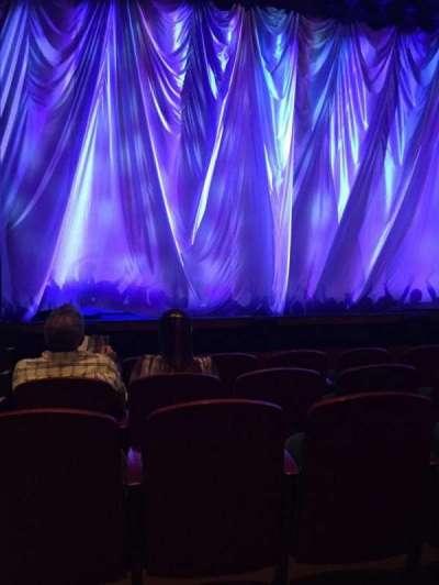 Ziff Ballet Opera House at the Arsht Center, Abschnitt: Orch, Reihe: B, Platz: 101