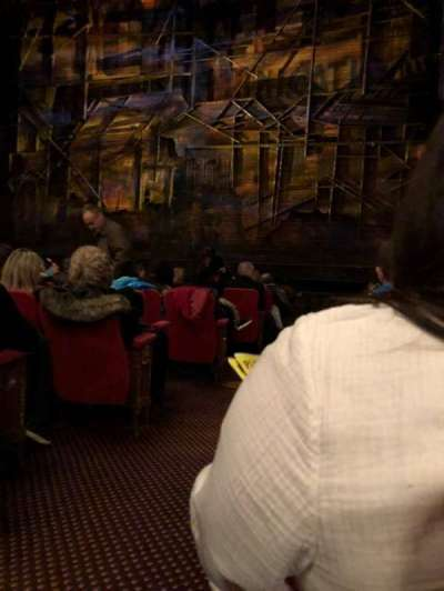 Broadway Theatre - 53rd Street, Abschnitt: Orch, Reihe: L, Platz: 1