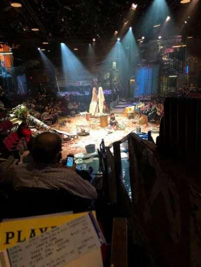 Circle in the Square Theatre, Abschnitt: Orch, Reihe: E, Platz: 101