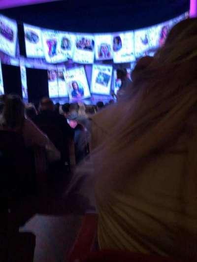 August Wilson Theatre, Abschnitt: Orch, Reihe: M, Platz: 2