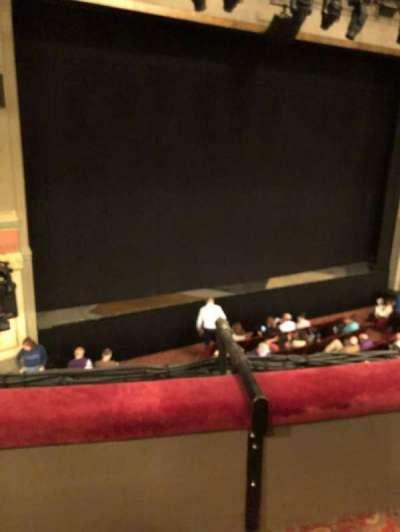 Neil Simon Theatre, Abschnitt: Mezz, Reihe: B, Platz: 1