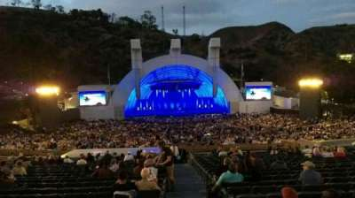 Hollywood Bowl, Abschnitt: H, Reihe: 21, Platz: 117