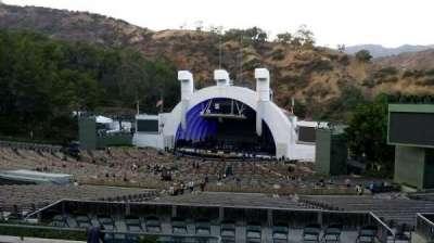 Hollywood Bowl, Abschnitt: L1, Reihe: 7, Platz: 1