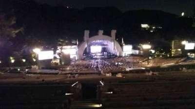 Hollywood Bowl, Abschnitt: U1, Reihe: 15, Platz: 2