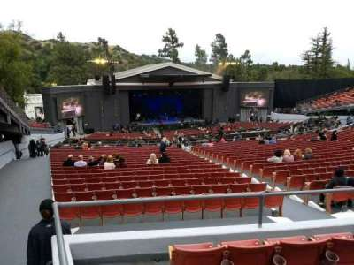 The Greek Theatre, Abschnitt: C Left, Reihe: D, Platz: 37