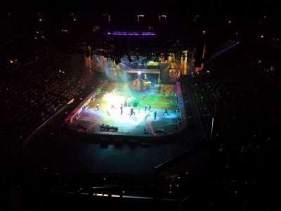 Honda Center, Abschnitt: 444, Reihe: F, Platz: 1