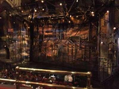 Broadway Theatre - 53rd Street, Abschnitt: Front Mezzanine, Reihe: B, Platz: 1