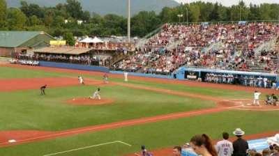 Dutchess Stadium, Abschnitt: GA, Reihe: 8, Platz: 20