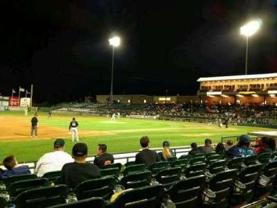 Bethpage Ballpark, Abschnitt: 109, Reihe: H, Platz: 14