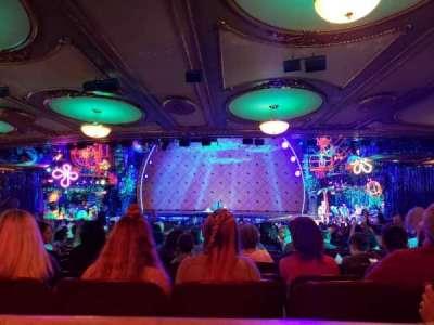 Palace Theatre (Broadway), Abschnitt: Orchestra, Reihe: Row z, Platz: 118