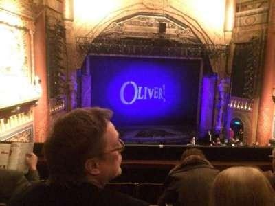 5th Avenue Theatre, Abschnitt: Pearl Grand Tier, Reihe: D, Platz: 7