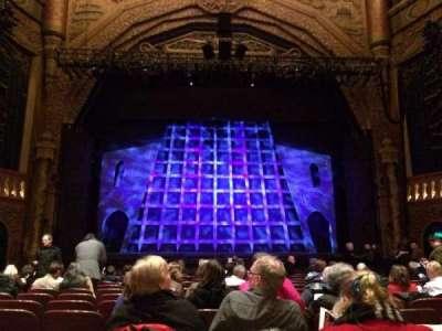 5th Avenue Theatre, Abschnitt: Lower Center, Reihe: P, Platz: 106