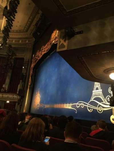 Broadhurst Theatre, Abschnitt: ORCHPV, Reihe: F, Platz: 22