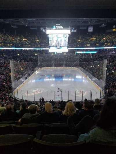Nationwide Arena, Abschnitt: 120, Reihe: MM, Platz: 10