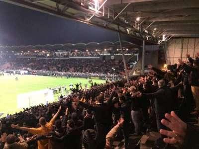 Stade Jean Bouin, Abschnitt: Coubertin F, Reihe: Y, Platz: 144A