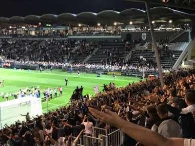 Stade Jean Bouin, Abschnitt: Coubertin F, Reihe: AC, Platz: 145