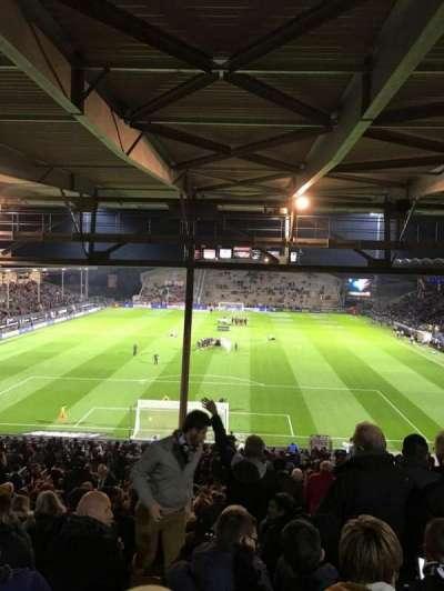 Stade Jean Bouin, Abschnitt: Coubertin C, Reihe: AL, Platz: 132