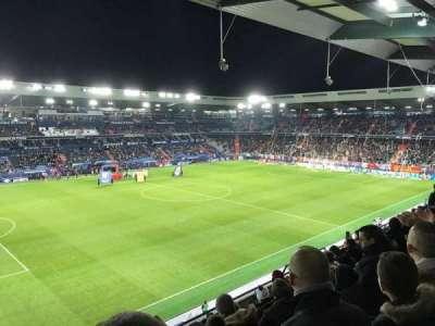 Stade Michel D'Ornano, Abschnitt: J9, Reihe: X, Platz: 220