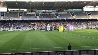 Stadium Municipal de Toulouse, Abschnitt: Honneur Sud, Reihe: 14, Platz: 225