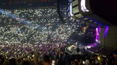 Bridgestone Arena, Abschnitt: 107, Reihe: J, Platz: 4