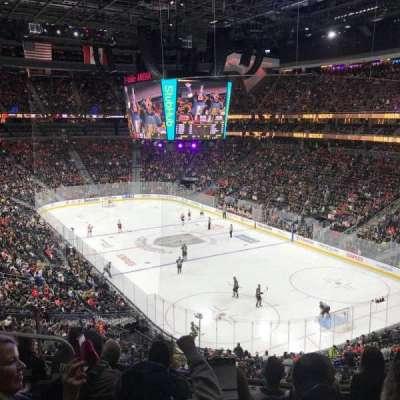 T-Mobile Arena, Abschnitt: 118, Reihe: F, Platz: 7