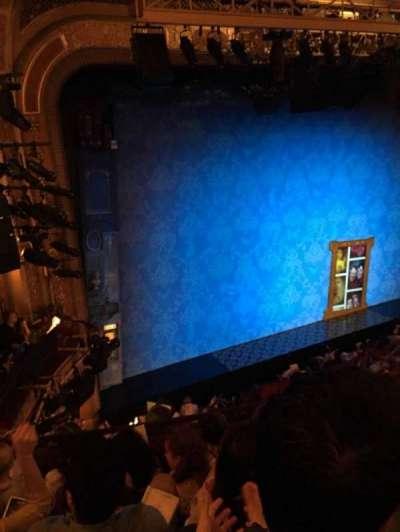 Walter Kerr Theatre, Abschnitt: Mezzl, Reihe: E, Platz: 19