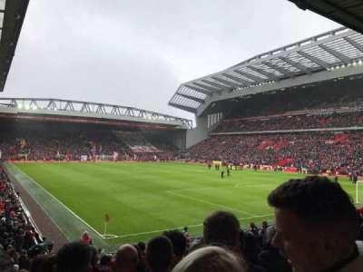 Anfield, Abschnitt: 127, Reihe: 20, Platz: 193