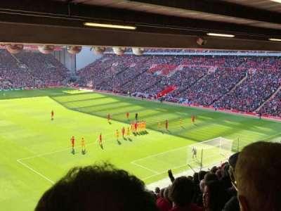 Anfield, Abschnitt: 227, Reihe: 12, Platz: 184