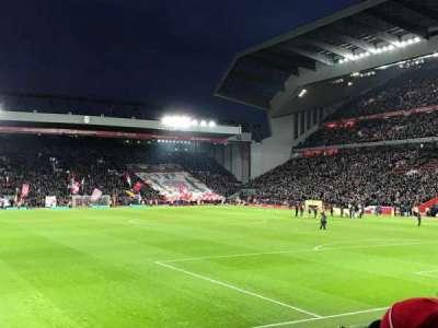 Anfield, Abschnitt: 127, Reihe: 17, Platz: 178