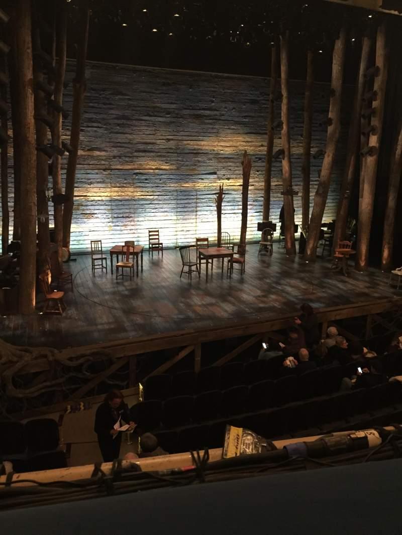 Gerald Schoenfeld Theatre, Abschnitt: Mezzanine, Reihe: A, Platz: 5