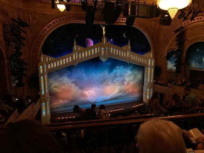 Eugene O'Neill Theatre, Abschnitt: MEZZL, Reihe: G, Platz: 127