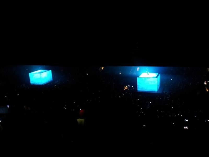 Philips Arena, Abschnitt: 203
