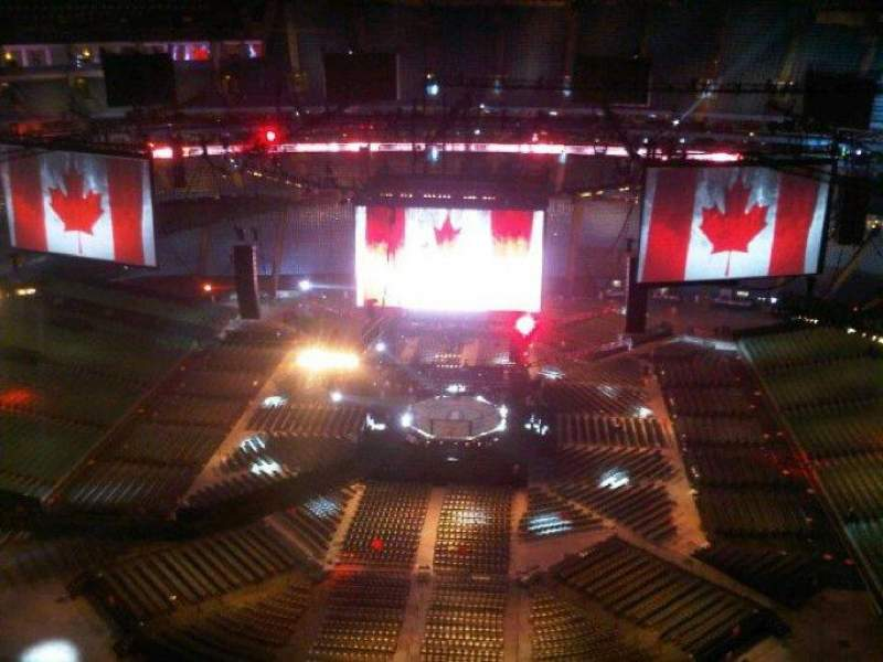 Rogers Centre, Abschnitt: 600 Level