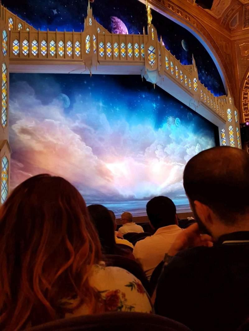 Eugene O'Neill Theatre, Abschnitt: Orchestra, Reihe: J, Platz: 15