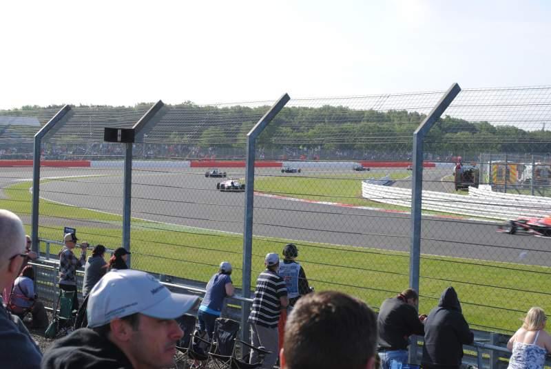 Sitzplatz-Aussicht für Silverstone Circuit Abschnitt General Admission