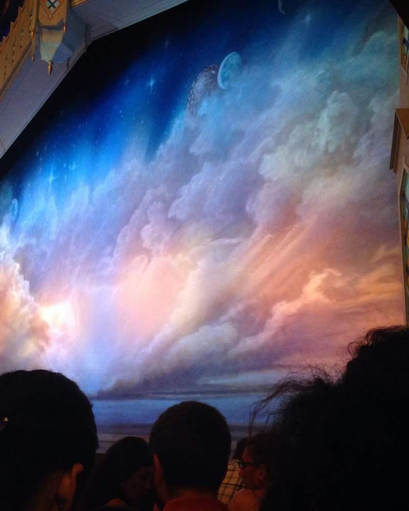 Eugene O'Neill Theatre, Abschnitt: Orch Left, Reihe: A, Platz: 9