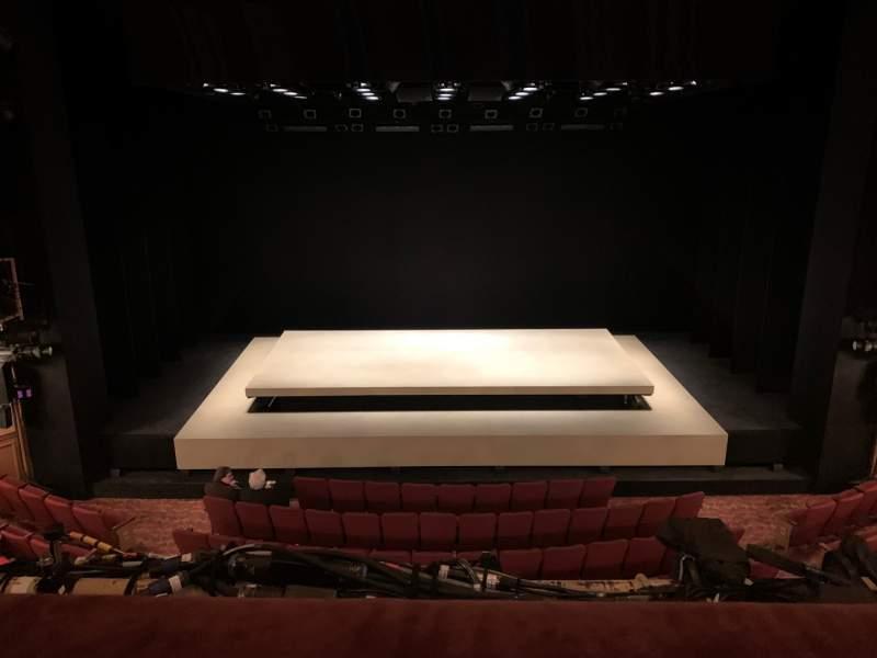 Sitzplatz-Aussicht für Ethel Barrymore Theatre Abschnitt Front Mezzanine C Reihe A Platz 107