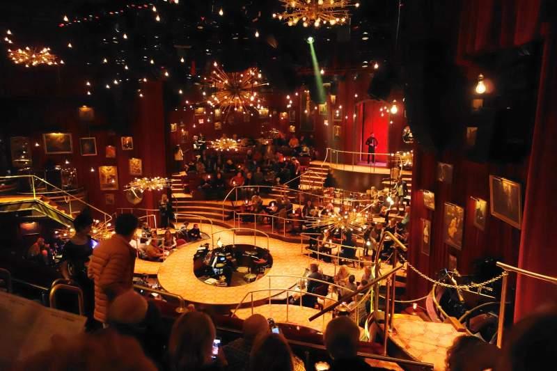 Sitzplatz-Aussicht für Imperial Theatre Abschnitt FMEZO Reihe E Platz 7