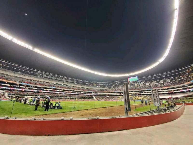 Sitzplatz-Aussicht für Estadio Azteca Abschnitt 126 Reihe A Platz 20