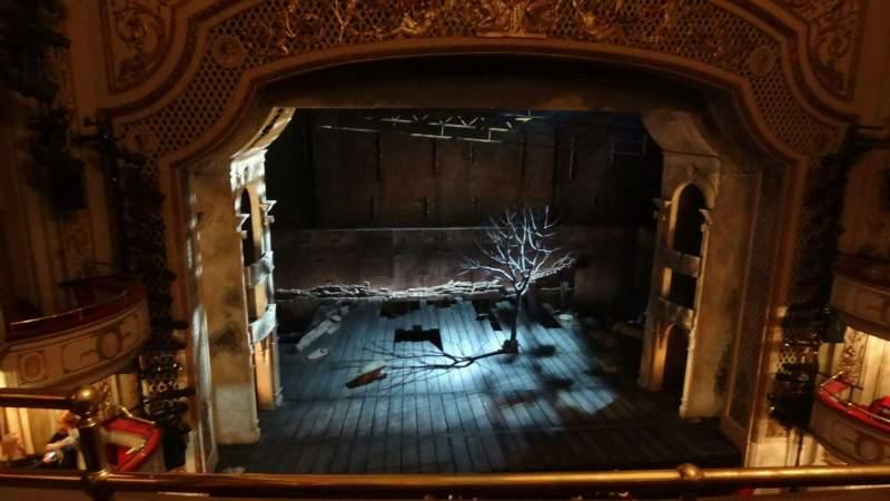 Sitzplatz-Aussicht für Cort Theatre Abschnitt Balcony C Reihe B Platz 102