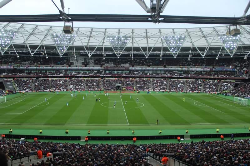 London Stadium, Abschnitt: 236, Reihe: 49, Platz: 443