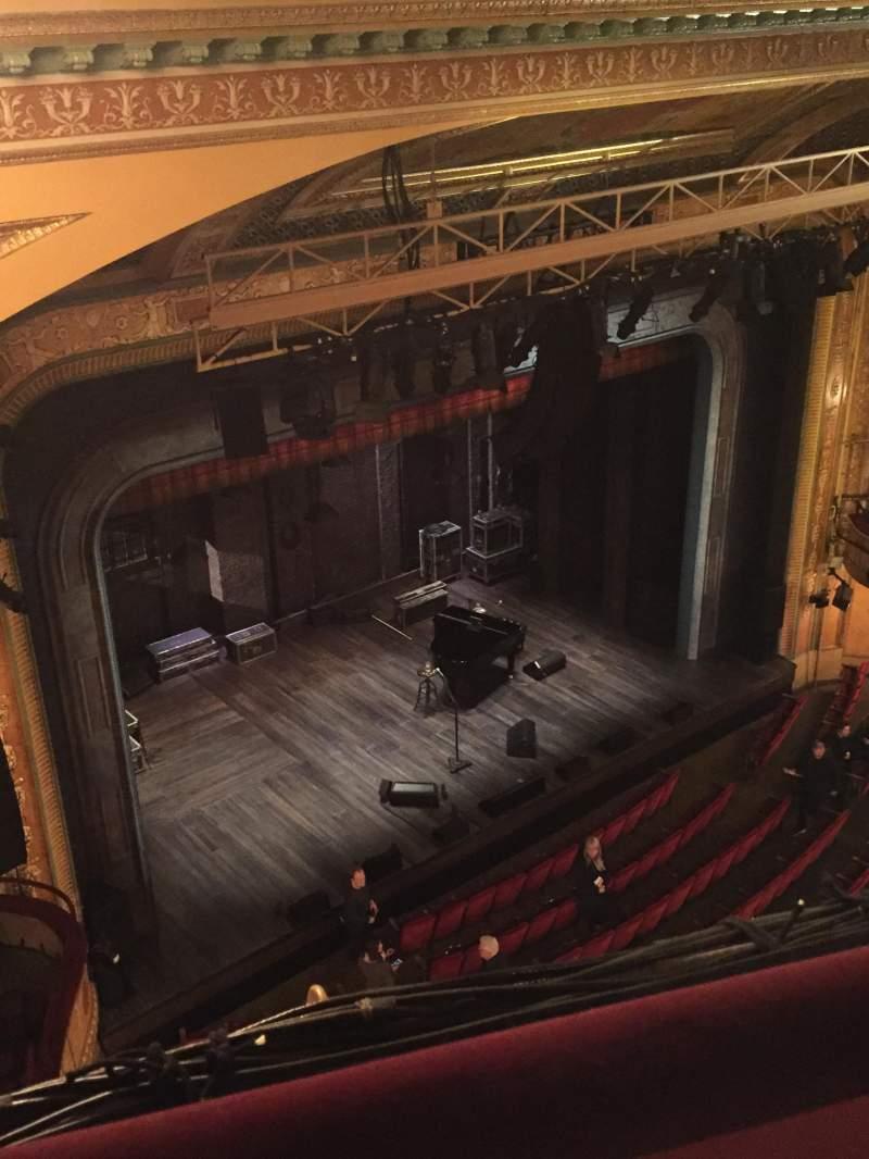 Walter Kerr Theatre, Abschnitt: Balcony Left, Reihe: A, Platz: 41