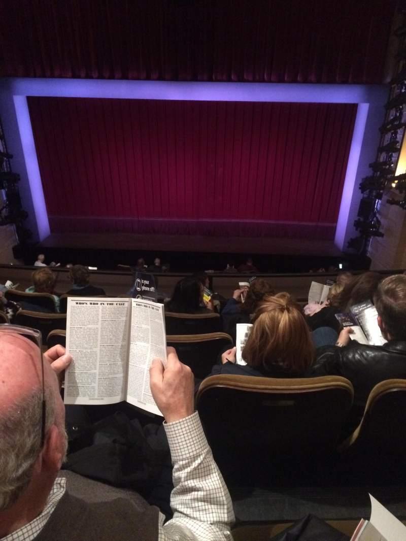Sitzplatz-Aussicht für Samuel J. Friedman Theatre Abschnitt Mezz Reihe D Platz 113