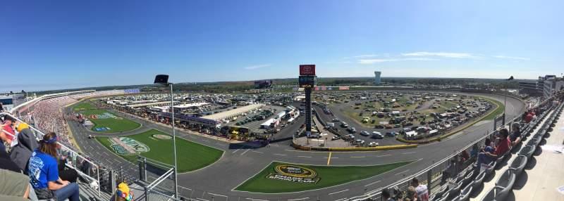 Charlotte Motor Speedway, Abschnitt: Ford E, Reihe: 51, Platz: 30