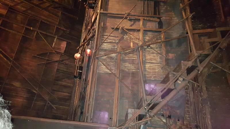 Sitzplatz-Aussicht für Broadway Theatre - 53rd Street Abschnitt Orchestra Reihe D Platz 1