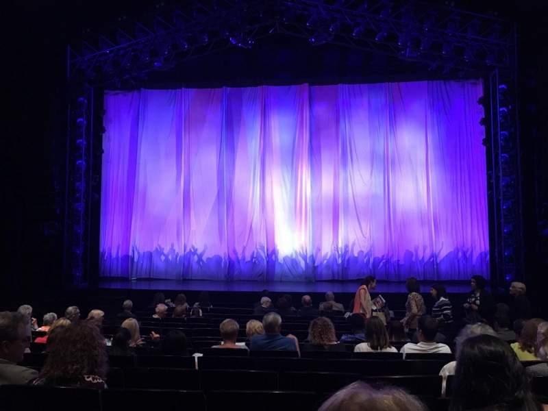 Marquis Theatre, Abschnitt: Center Oech, Reihe: M, Platz: 114