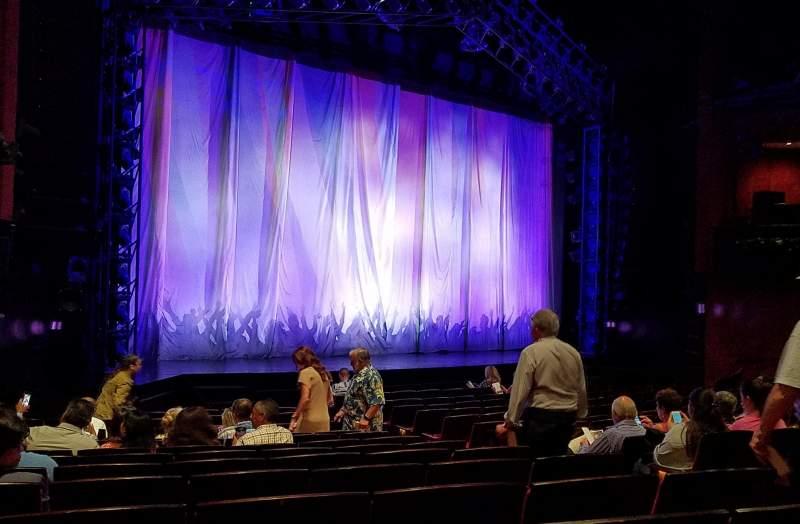Marquis Theatre, Abschnitt: Orchestra, Reihe: N, Platz: 9 and 11